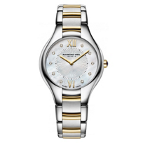 Raymond_Weil_Noemia_Women's_Two-Tone_Watch,_Yellow_Accents