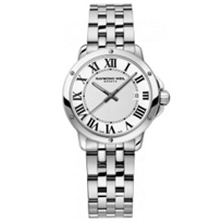 Raymond_Weil_Tango_Women's_Bracelet_Watch,_Roman_Numerals