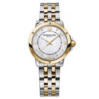 Raymond_Weil_Tango_Women's_Bracelet_Watch,_0.17cttw