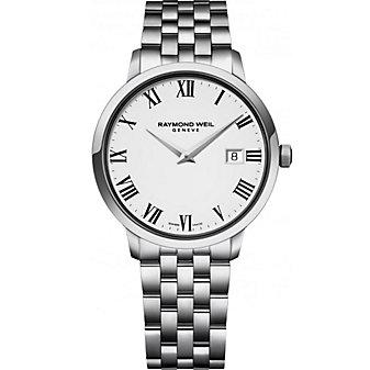 Raymond Weil Toccata Men's Bracelet Watch, Roman Numerals