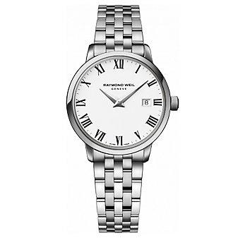 Raymond Weil Toccata Steel on Steel Watch