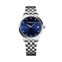Raymond_Weil_Toccata_Women's_Bracelet_Watch,_Blue_Dial