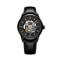 Raymond_Weil_Freelancer_Men's_Strap_Watch,_Skeleton_Dial