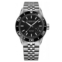 Raymond_Weil_Freelancer_Automatic_Date_Steel_on_Steel_Men's_Watch