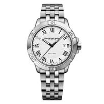 raymond_weil_tango_41mm_men's_watch,_steel_on_steel,_white_dial