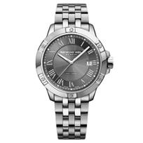 raymond_weil_tango_41mm_men's_watch,_steel_on_steell,_grey_dial