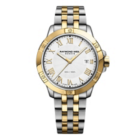 raymond_weil_tango_41mm_men's_watch,_two_tone_gold_plated_stainless