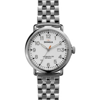 Shinola_Runwell_41mm_Men's_Watch,_Steel_Case_and_Bracelet