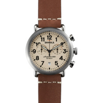 Shinola_Runwell_Chrono_41mm_Men's_Watch,_Cream_Dial_with_Brown_Strap