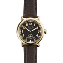Shinola_Runwell_36mm_Men's_Watch,_Brown_Dial_and_Strap