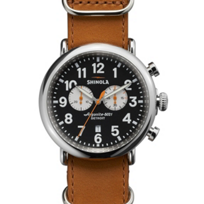 Shinola_Runwell_Chronograph_47mm_Men's_Strap_Watch,_Black_Dial_with_Subdials