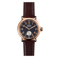 shinola_runwell_women's_36mm_watch,_brown_leather_&_rose_gold_plating