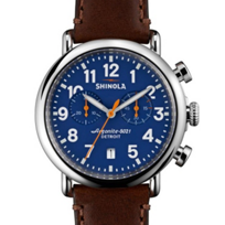Shinola_Stainless_Steel_Runwell_Chrono_41mm_Blue_Dial_Watch