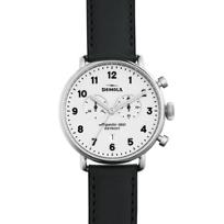 Shinola_Canfield_Chrono_White_Dial_Men's_Watch