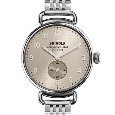 Shinola Canfield Watch