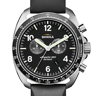"Shinola ""Rambler"" Watch"