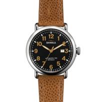 Shinola_Runwell_41mm_Camel_Leather_Strap_Watch,_Black_Dial