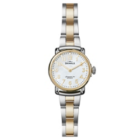 shinola_runwell_women's_watch_28mm,_stainless_steel_bracelet_with_mother-of-pearl_dial