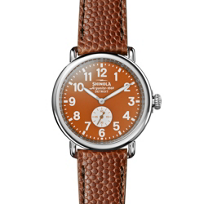 shinola_runwell_41mm_men's_watch_with_orange_dial_&_brown_leather_strap