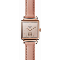 shinola_the_cass_women's_watch_28mm,_rose_tone_stainless_steel_with_nude_dial