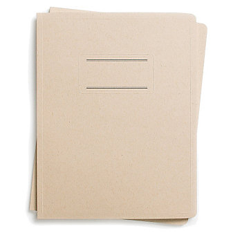 Shinola Kraft Large Paper Cover Journal