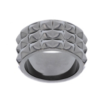 stephen_webster_sterling_silver_&_black_rhodium_3_row_polished_stud_ring