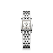 Swiss_Army_Alliance_Rectangle_Bracelet_Watch,_White_Dial