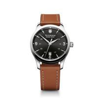 Swiss_Army_Alliance_Strap_Watch,_Black_Dial