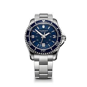 Swiss Army Maverick GS Bracelet Watch