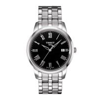 Tissot_Classic_Dream_Men's_Quartz_Black_Dial_Watch