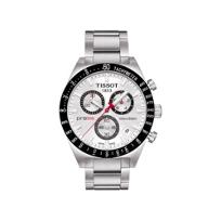 Tissot_PRS_516_Men's_Quartz_Chronograph_Silver_Dial_Watch