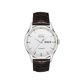 Tissot Heritage Visodate Men's Automatic Silver Dial Watch