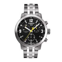 Tissot_Men's_PRC_200_Chronograph_Black_Dial_Sport_Watch