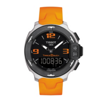 Tissot_T-Race_Touch_Men's_Quartz_Chronograph_Black_&_Orange_Dial_Watch