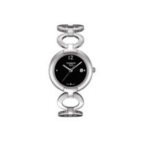 Tissot_Pinky_Women's_Quartz_Black_Dial_Watch