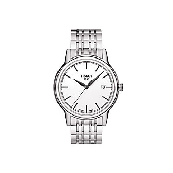 Tissot Carson Men's Quartz White Dial Watch