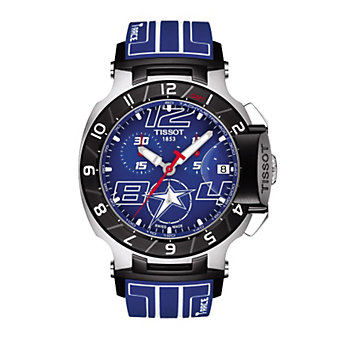 Tissot T-Race Nicky Hayden Limited Edition 2014 Men's Quartz Chrono Watch