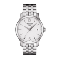 Tissot_Women's_Tradition_Silver_Dial_Watch