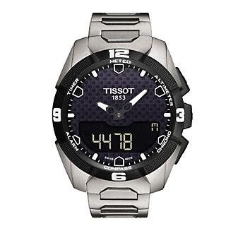 Tissot T-Touch Expert Solar Chrono Titanium Watch