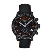 Tissot_Quickster_Quartz_Chronograph_Black_and_Orange_Dial_Men's_Watch