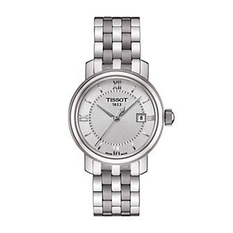 Tissot Bridgeport Quartz Men's Stainless Steel Watch