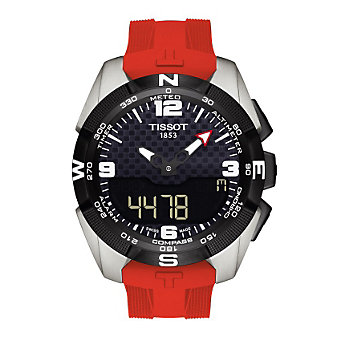 Tissot T-Touch Expert Solar - Red