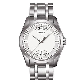 Tissot Coutuier Automatic Men's Stainless Steel Watch