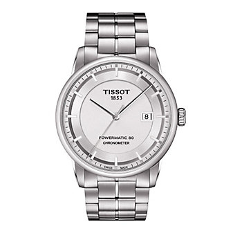 Tissot Luxury Automatic Men's Stainless Steel Watch