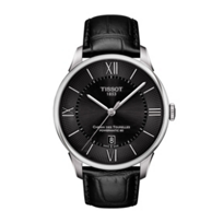 Tissot_Chemin_des_Tourelles_Automatic_Men's_Black_Watch
