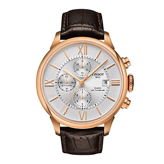 Tissot Chemin des Tourelles Automatic Chronograph Men's Watch