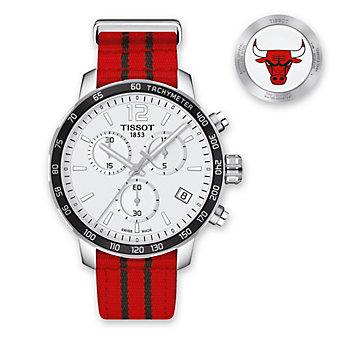Tissot NBA Bulls Quickster Watch