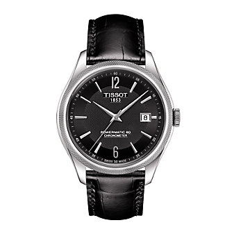 tissot ballade powermatic 80 cosc men's watch
