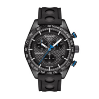 tissot_prs_516_chronograph_42mm_men's_watch,_black_synthetic_strap_with_blue_accents