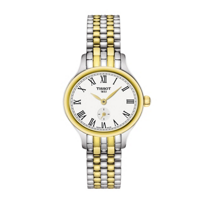 tissot_bella_ora_piccola_women's_watch,_two_tone_stainless_steel_&_yellow_gold